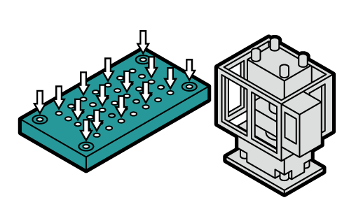 金型面圧センサ